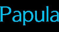Papula logo