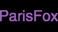 ParisFox logo