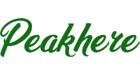 Peakhere logo
