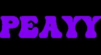 Peayy logo