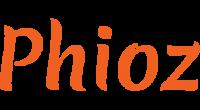 Phioz logo