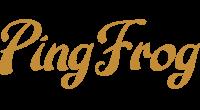 PingFrog logo