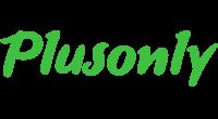 PlusOnly logo