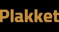 Plakket logo