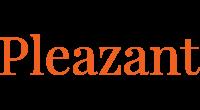 Pleazant logo