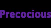 Precocious logo