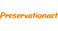 Preservationact logo