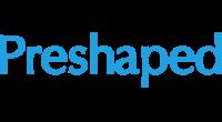 Preshaped logo