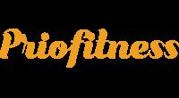 Priofitness logo