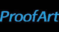 ProofArt logo