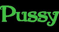 Pussy logo