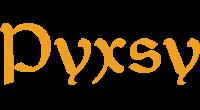 Pyxsy logo