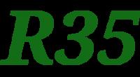 R35 logo