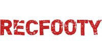 RECFOOTY logo