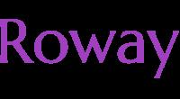 Roway logo