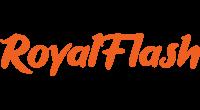 RoyalFlash logo