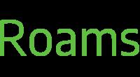 Roams logo