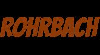 Rohrbach logo