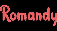 Romandy logo