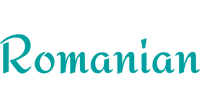 Romanian logo