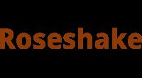 Roseshake logo