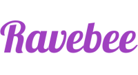 Ravebee logo