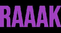 Raaak logo