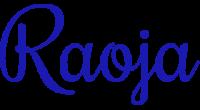 Raoja logo