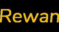 Rewan logo