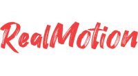 RealMotion logo