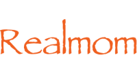 Realmom logo