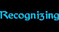 Recognizing logo