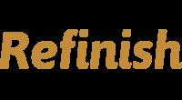 Refinish logo