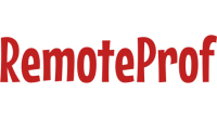 RemoteProf logo