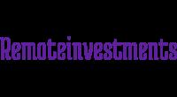 Remoteinvestments logo