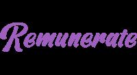 Remunerate logo