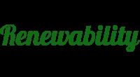 Renewability logo