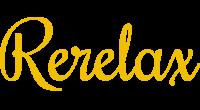 Rerelax logo