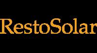 RestoSolar logo
