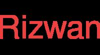 Rizwan logo