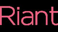 Riant logo