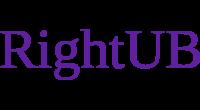 RightUB logo