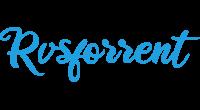 Rvsforrent logo