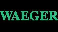 WAEGER logo