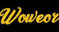 Woweor logo