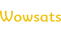 Wowsats logo
