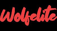 Wolfelite logo