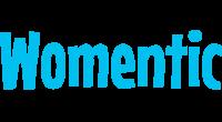 Womentic logo