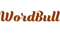 WordBull logo