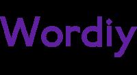 Wordiy logo